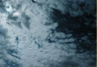 こんな空が欲しい