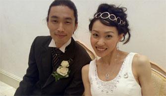 ご結婚おめでとう!